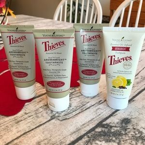 Young Living AromaBright Toothpaste - qty 4